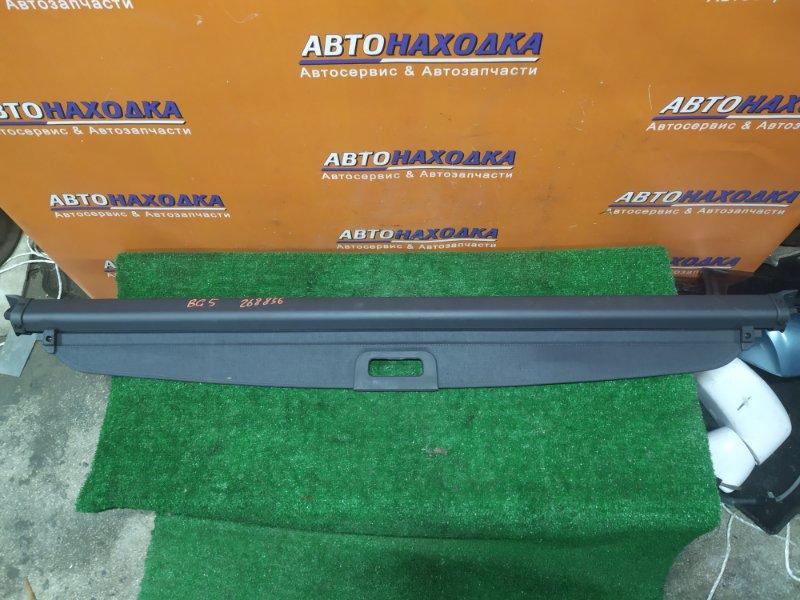 Шторка багажника Subaru Legacy BG5 EJ20D 05.1997