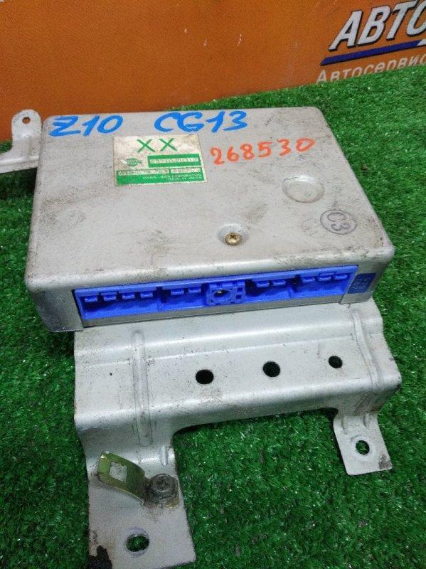 Компьютер Nissan Cube Z10 CG13DE 10.1998