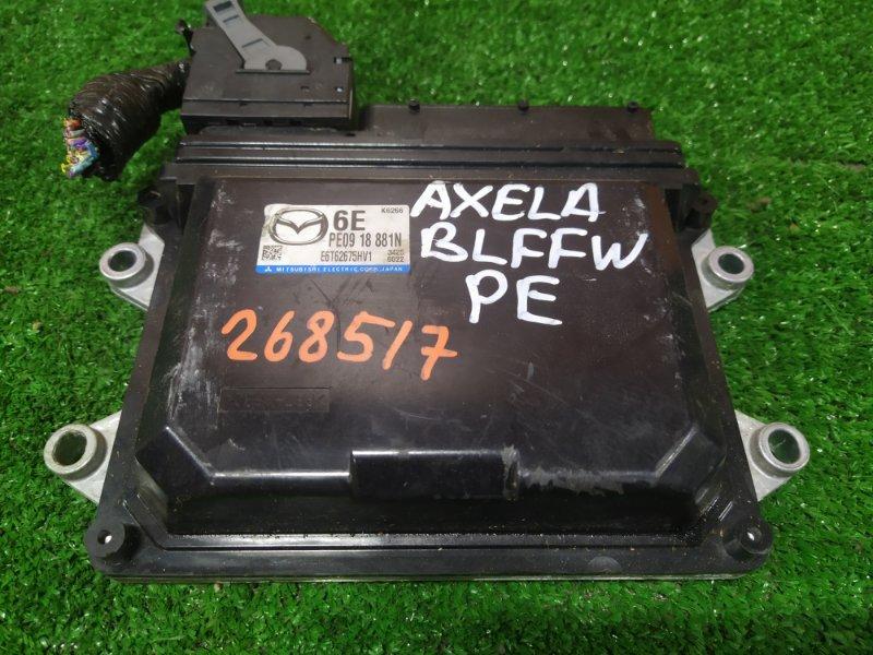 Компьютер Mazda Axela BLFFW PE-VPS