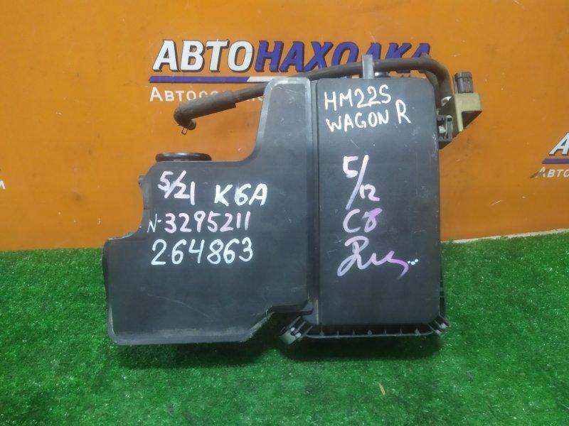 Корпус воздушного фильтра Suzuki Kei HN22S K6A