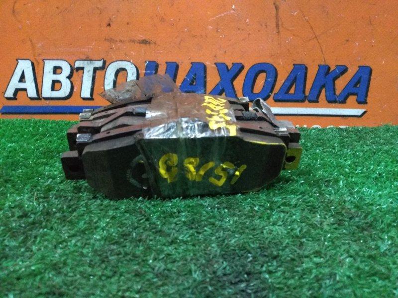 Колодки тормозные Toyota Crown GX151 1G-FE задние КОМПЛЕКТ, ДИСК