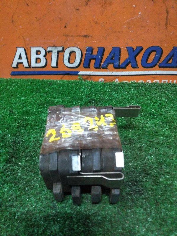 Колодки тормозные Honda Saber UA4 J30A задние КОМПЛЕКТ, ДИСК