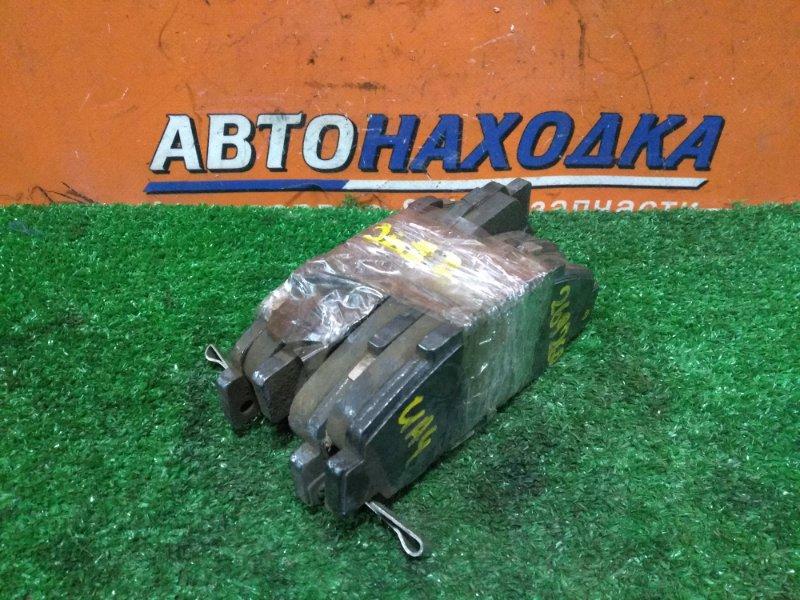 Колодки тормозные Honda Saber UA4 J30A передние КОМПЛЕКТ