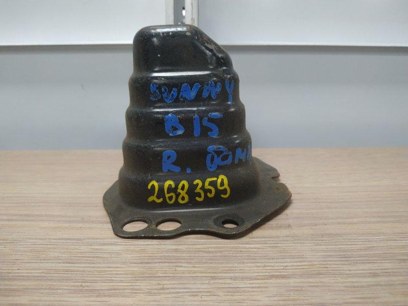 Кронштейн бампера Nissan Sunny FB15 QG15DE 1998 задний L=R