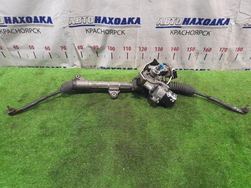 Рейка рулевая Honda Freed GB3 L15A 2008 в сборе с ЭУРом, с тягами и наконечниками