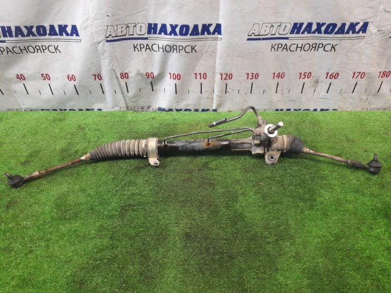 Рейка рулевая Daihatsu Mira L275S KF-VE 2006 гидравлическая, в сборе с тягами и наконечниками,