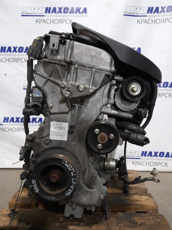 Двигатель Mazda Premacy CWEFW LF-VDS 2010 № 20357779 2010 г.в. Без навесного. На ДВС есть ТНВД, форсунки,
