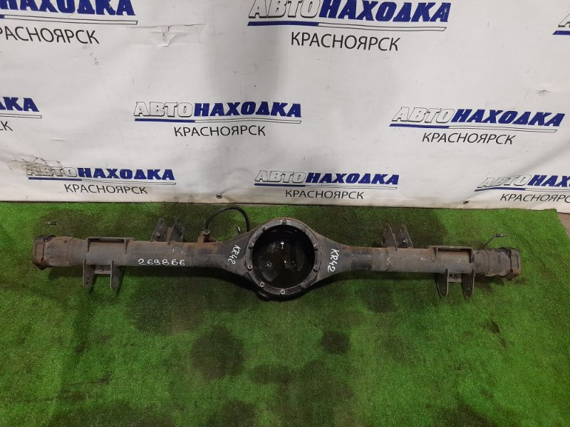 Чулок моста Toyota Lite Ace KR42V 7K 1996 задний под ABS