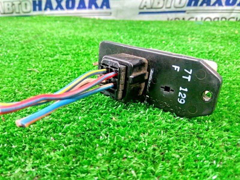 Реостат печки Toyota Lite Ace KR42V 7K 1996 4 контакта, керамический