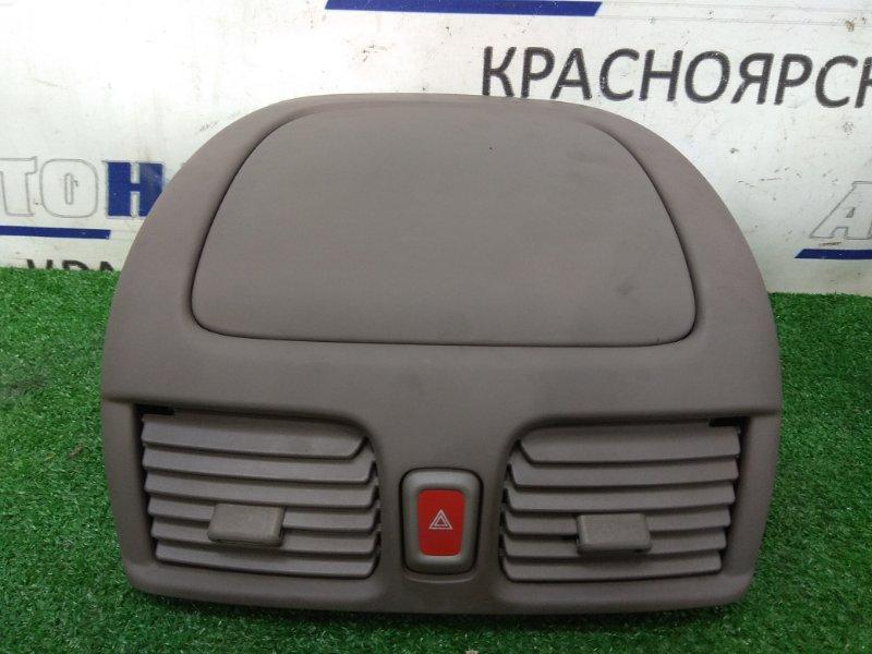 Телевизор в салон Nissan Bluebird Sylphy QG10 QG18DE 2003 DP5W-3710D штатный, складной монитор с