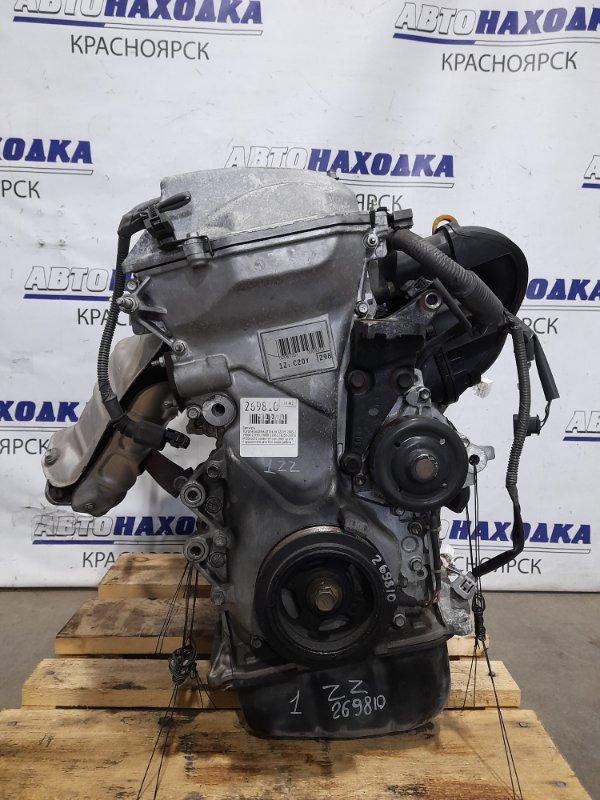 Двигатель Toyota Caldina ZZT241W 1ZZ-FE 2005 № Z010251 пробег 59 т.км. 2005 г.в. ХТС. С аукционного авто.