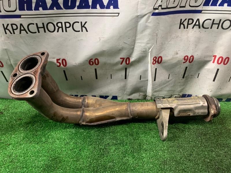 Глушитель Honda Integra DB6 ZC 1998 передний труба приемная. ХТС. Пробег 29 т.км.