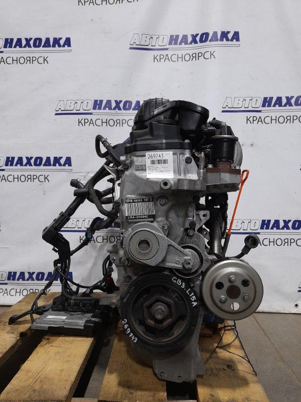 Двигатель Honda Freed GB3 L15A 2008 № 2315842 I-VTEC пробег 99 т.км. ХТС. С аукционного авто. Есть