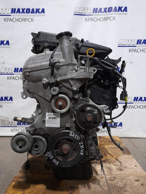 Двигатель Mazda Axela BK5P ZY-VE 2006 № 395321 2007 г.в. Пробег 94 т.км. ХТС. С аукционного авто. Есть