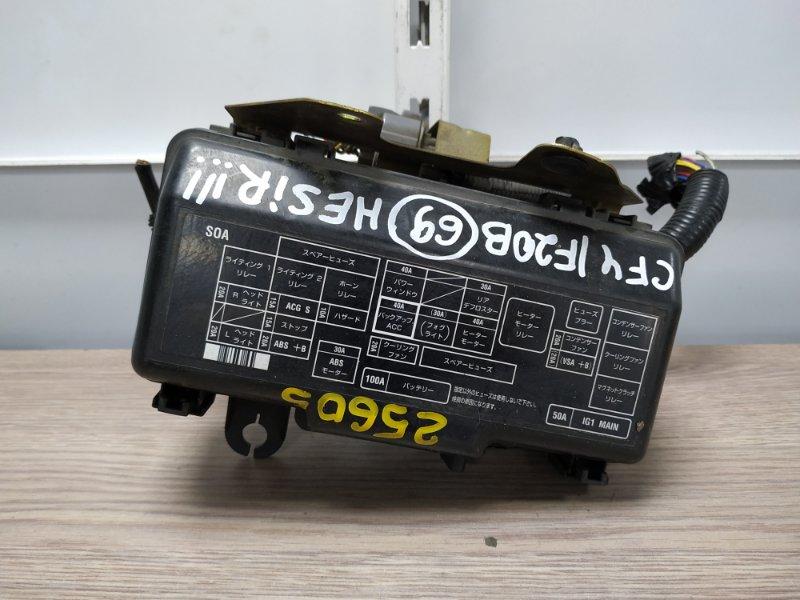 Блок предохранителей Honda Ascot CE4 G20A подкапотный