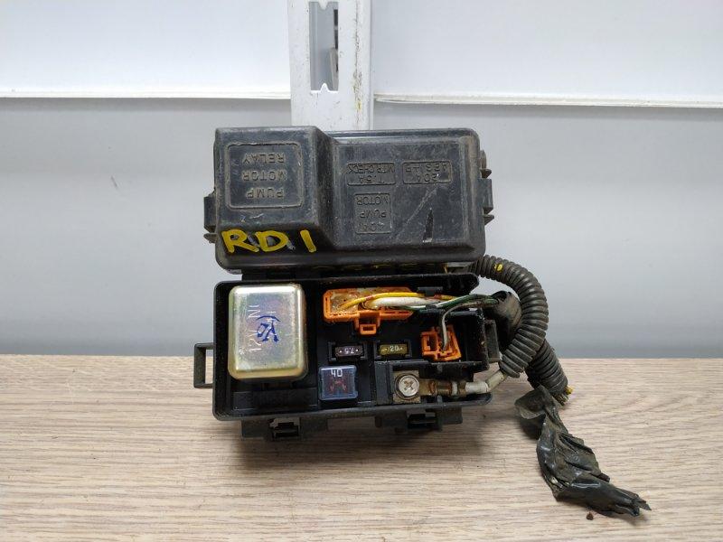 Блок предохранителей Honda Cr-V RD1 B20B подкапотный малый
