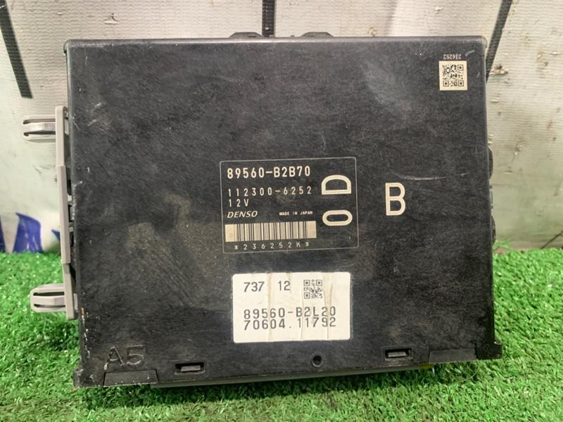Компьютер Daihatsu Mira L275S KF-VE 2006 блок управления ДВС