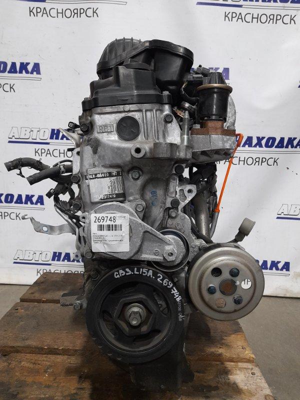 Двигатель Honda Freed GB3 L15A 2008 2317419 I-VTEC № 2317419 пробег 99 т.км. без навесного. ХТС. С