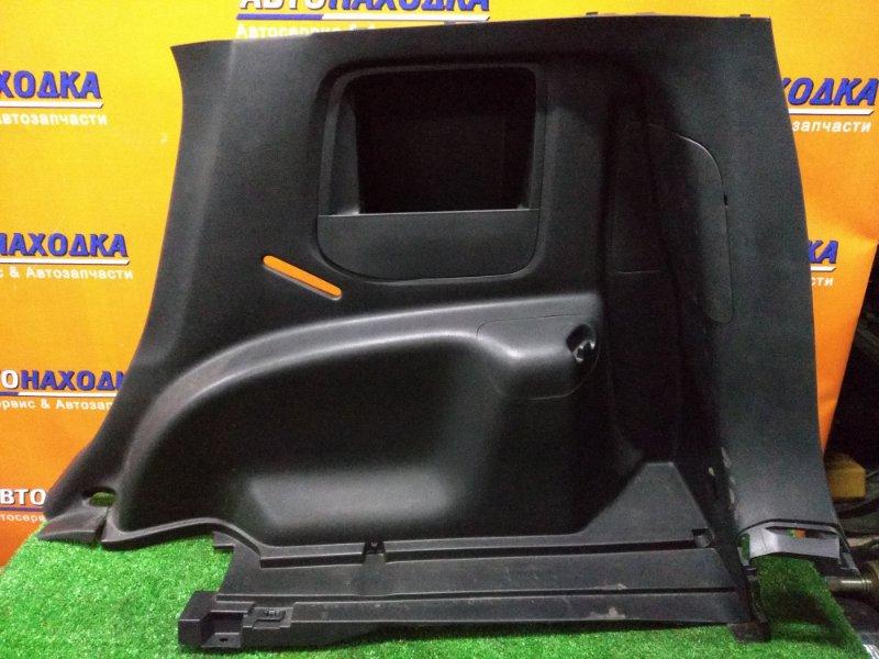 Обшивка багажника Honda Fit GE6 L13A 2008 задняя правая