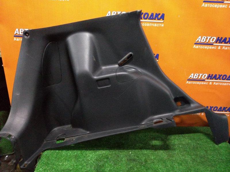 Обшивка багажника Honda Fit GE6 L13A 2008 задняя левая