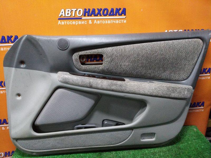 Обшивка двери Toyota Mark Ii JZX100 1JZ-GE 11.1996 КОМПЛЕКТ