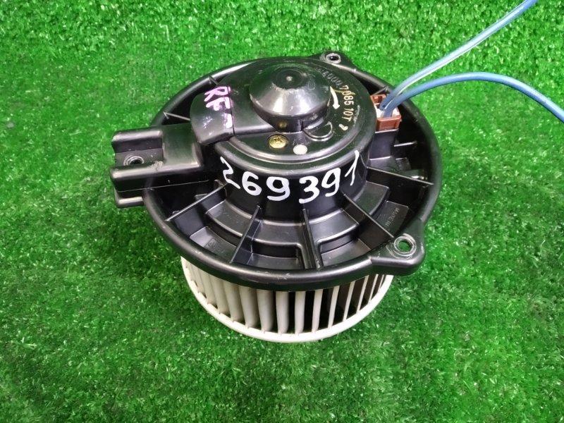 Мотор печки Honda Stepwgn RF2 B20B 1996 с фишкой