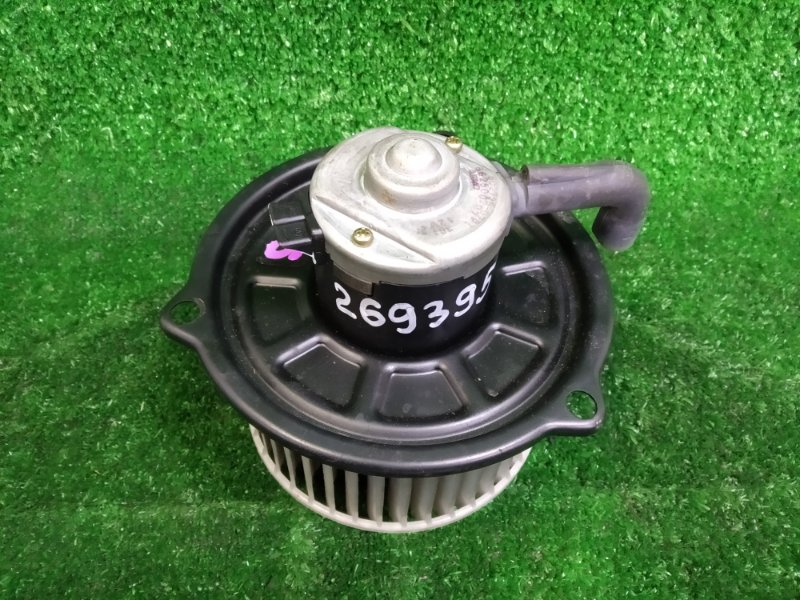Мотор печки Mazda Bongo Friendee SGEW FE-E 2001 передний передний, небольшой дефект гнезда фишки
