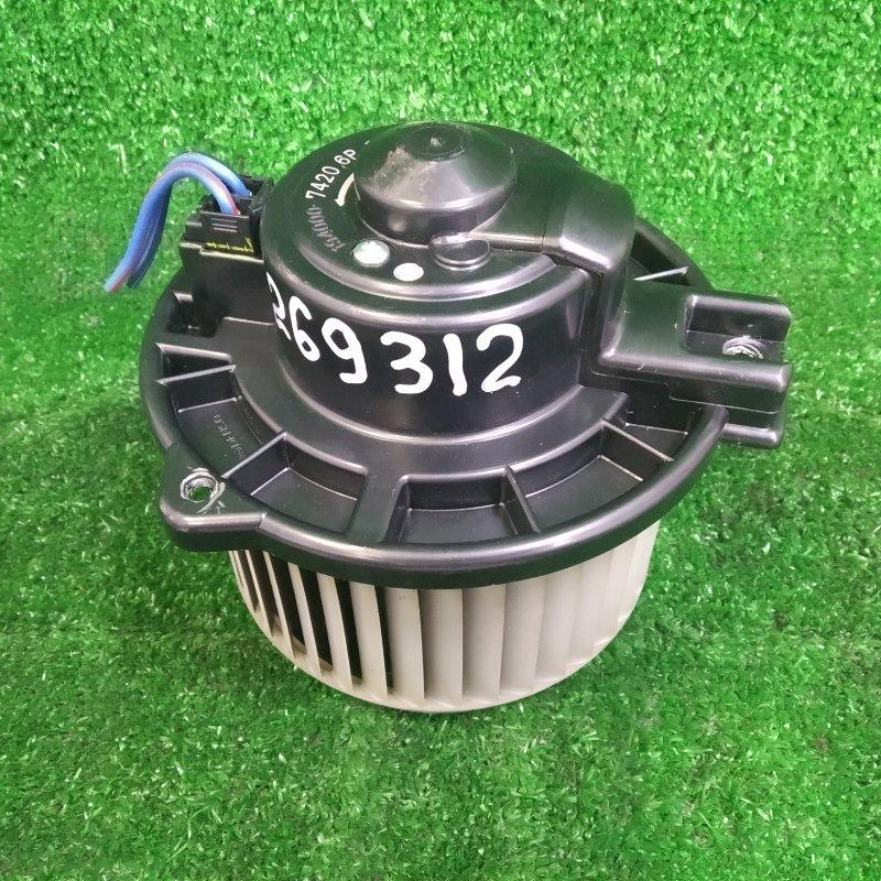 Мотор печки Toyota Succeed NCP55V 1NZ-FE 2002 с большой фишкой