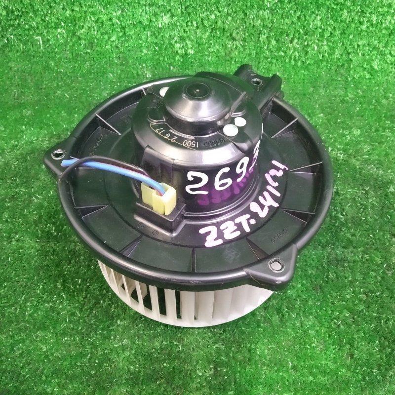 Мотор печки Toyota Caldina ZZT241W 1ZZ-FE 2005 с фишкой