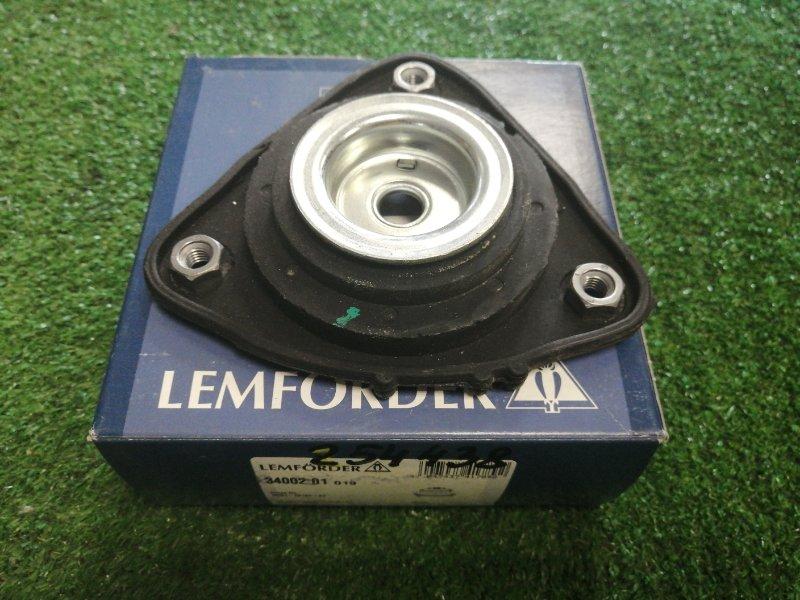 Опора передней стойки амортизатора Lemforder