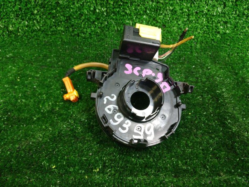 Шлейф рулевой колонки Toyota Vitz SCP90 2SZ-FE 2005 4+2 / 2+1 контакт