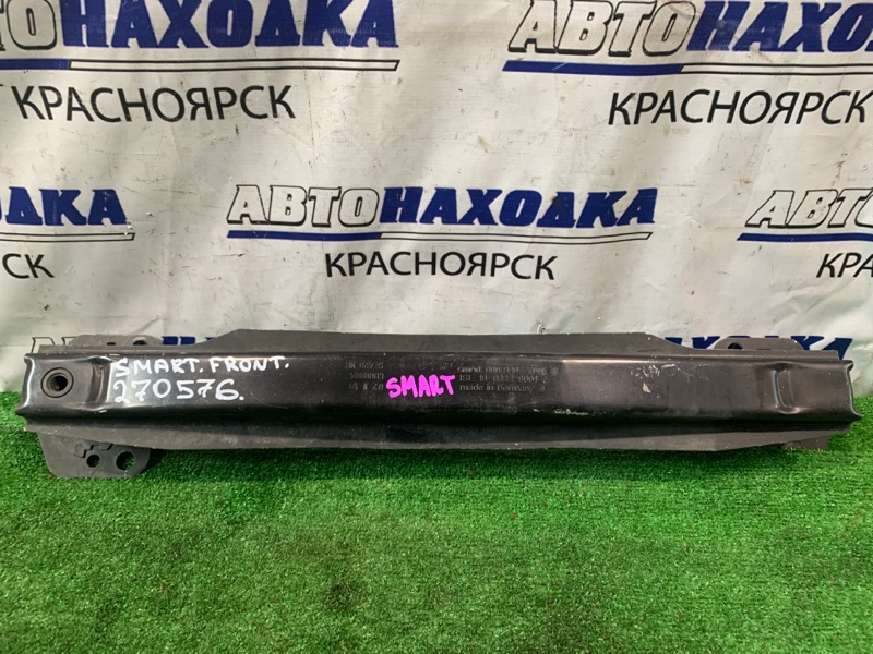Усилитель бампера Smart Fortwo 450.352 160.910 2003 передний передний швеллер
