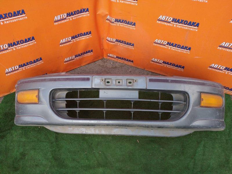 Бампер Nissan Vanette Serena KBC23 CD20 05.1994 передний 62022-3C000 ПОВТОРИТЕЛИ 3366