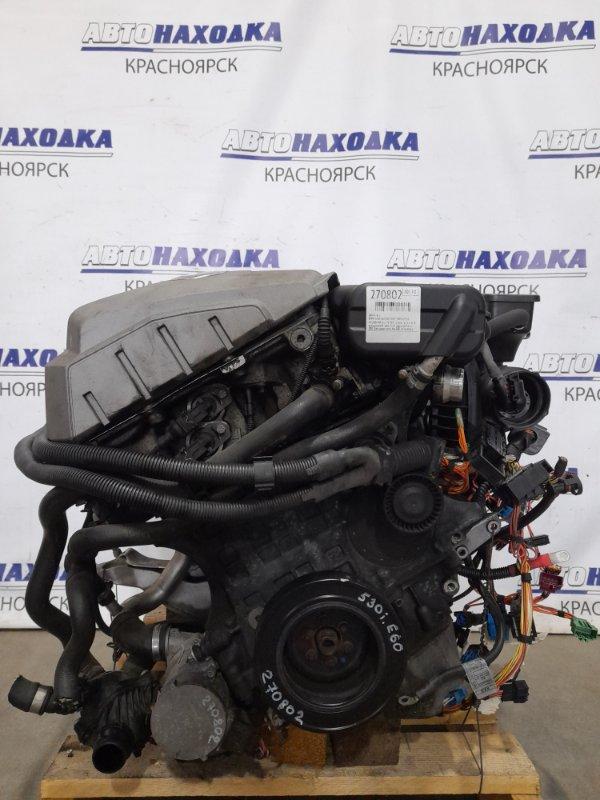 Двигатель Bmw 530I E60 N52B30 2003 N52B30A № 08776367, пробег 112 т.км. С аукционного авто. Есть видео