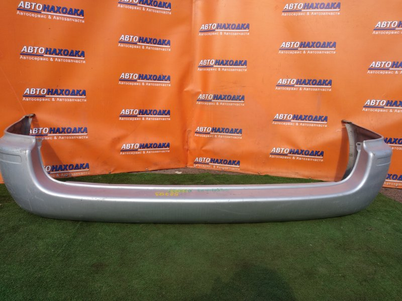 Бампер Nissan Vanette Serena KBC23 CD20 задний 85012-0C000 с усилителем