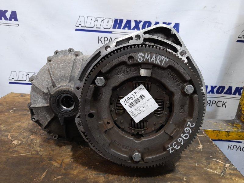 Акпп Smart Fortwo 450.352 160.910 2003 Робот. Пробег 66 т.км. 2002 г.в. С аукционного авто.