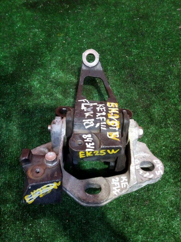Подушка двигателя Mazda Cx-5 KE2FW SH-VPTS 2012 передняя левая FL c кроншт c 02.12г/Mazda 6/3