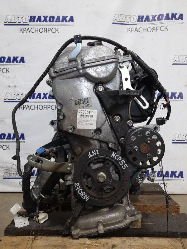 Двигатель Toyota Succeed NCP55V 1NZ-FE 2002 № E103460 пробег 69 т.км. 2012 г.в.! ОТС. С аукционного авто.
