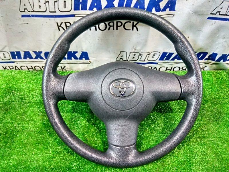Airbag Toyota Caldina ZZT241W 1ZZ-FE 2005 с рулем, с подушкой, без заряда