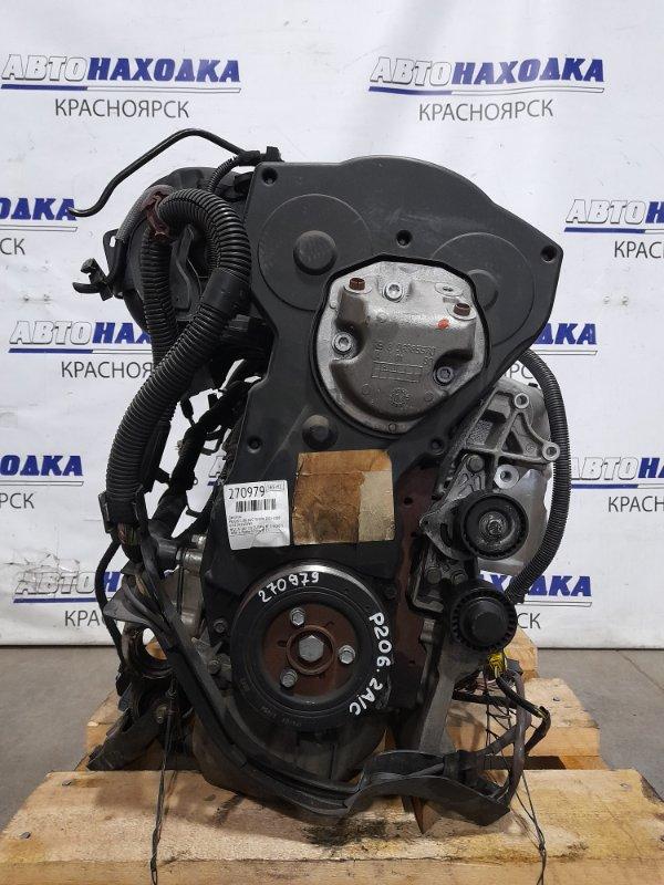 Двигатель Peugeot 206 2A/C TU5JP4 2003 NFU 1.6 i 16v 110 (TU5JP4) № 23503075 2004 г.в. Пробег 59 т.км. ХТС. С