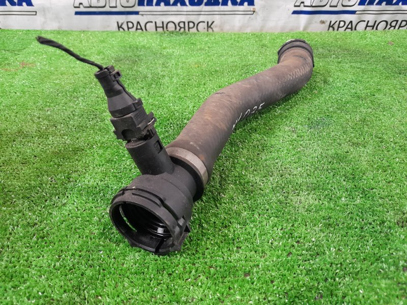 Патрубок тосольный Bmw 318Ti E46 N42B20A 2001 нижний радиатора, нижний
