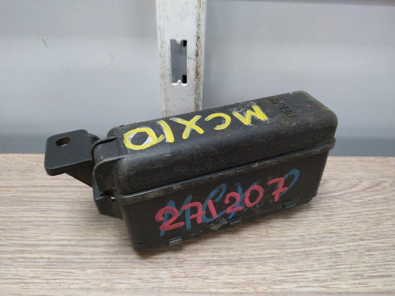 Блок предохранителей Toyota Avalon MCX10 1MZ-FE блок реле