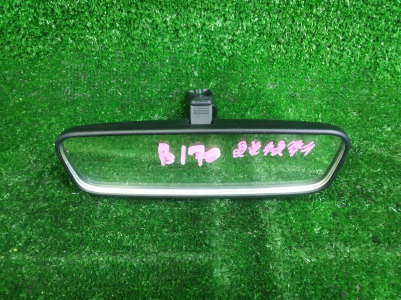 Зеркало салонное Mercedes-Benz B170 245.232 266.940 2008 Код салона 471A