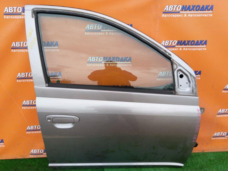 Дверь Toyota Vitz NCP13 1NZ-FE 09.2003 передняя правая ОБШИВКА - *******