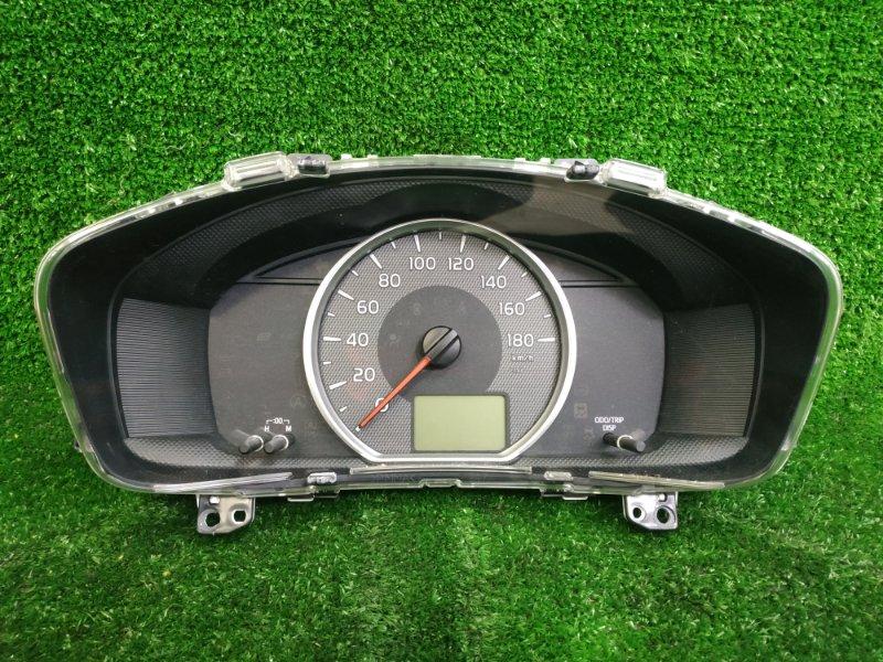 Щиток приборов Toyota Corolla Axio NZE161 1NZ-FE 2012 Без тахометра, пробег 70т.км