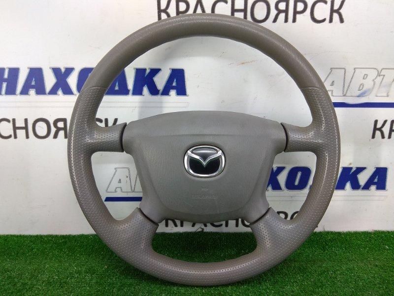 Airbag Mazda Bongo Friendee SGEW FE-E 2001 С рулём, без заряда, код салона: SD2, незначительные
