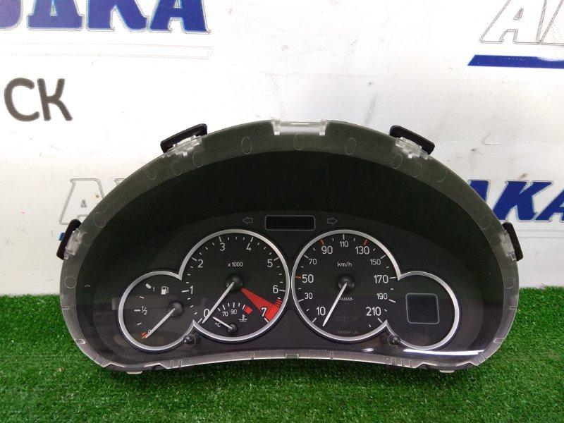 Щиток приборов Peugeot 206 2A/C TU5JP4 2003 A/T, пробег 58т.км, с фишкой