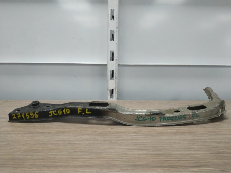Планка под фару Toyota Progres JCG10 1JZ-FSE 2001 передняя левая
