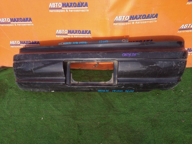 Бампер Toyota Sprinter Trueno AE101 5A-FE задний ----------