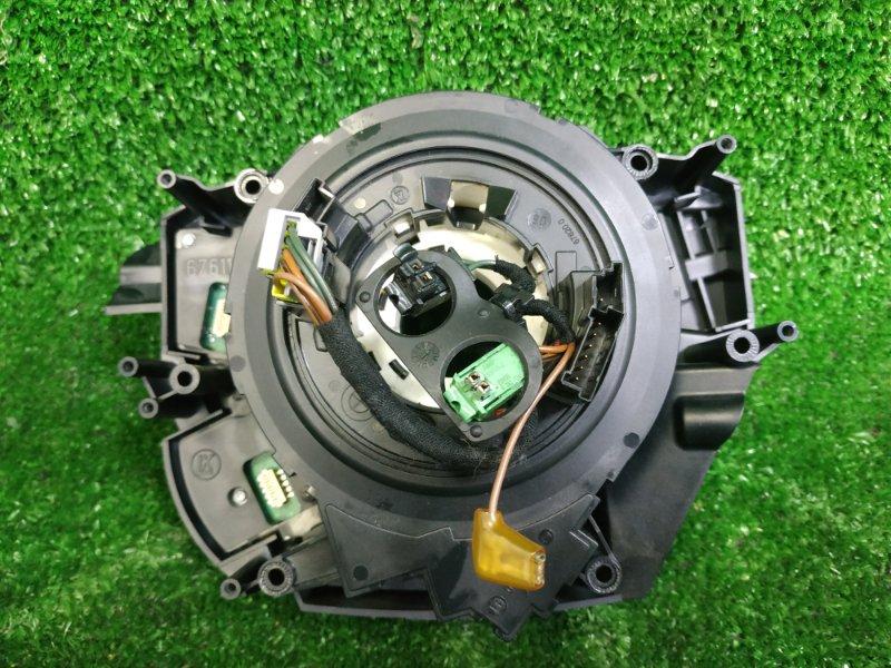 Шлейф рулевой колонки Bmw 525I E60 N52B25 2003 + плата подрулевых переключателей